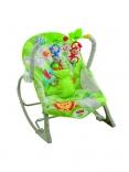 Массажное кресло-качалка Fisher-Price
