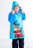Детский дождевик Тачки 809, размеры в ассорт.
