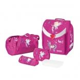 Школьный ортопедический рюкзак Herlitz Flexi Plus Alia Dreams