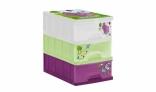 Сундук для игрушек с ящиками Hippo Prima Baby 2210.91