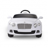 Электромобиль Rastar Bentley GTC (белый)