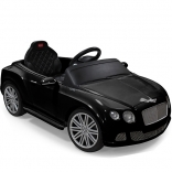 Электромобиль Rastar Bentley GTC (черный)