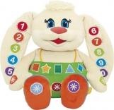 Интерактивная игрушка Mommy Love Зайка-Знайка ZAZ01\M