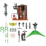 Игровой набор Черепашек Ниндзя TMNT Экстремальный спуск Падение с водонапорной башни
