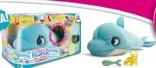 Интерактивная игрушка Imc Маленький дельфиненок Blu Blu 7031