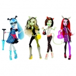 Кукла Monster High Причудливый маскарад из м/ф