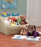 Комод для игрушек Арт с крышкой Step 2, 845500