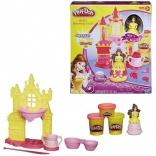 Игровой набор пластилина Play Doh Замок Принцессы Белль A7397