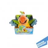Интерактивная игрушка Попугай Дразнилкин PRG0\M