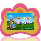 Развивающий планшетный компьютер BBPaw Умный медвежонок (розовый)