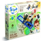 Конструктор Gigo Энергия Солнца (177 деталей), 7349