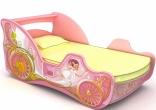 Кровать - карета Briz Cinderella 80*170, Cn-11-80