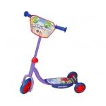 Детский самокат (скутер) Angry Birds (3-колесный)