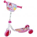 Скутер детский лицензионный Winx (3-х колесный) Т56810