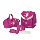 Школьный ранец с наполнением Herlitz Flexi Plus Kitty Cat 7473