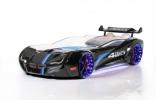 Кровать-машина Gencecix Bmw M6 черная