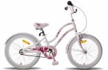 Велосипед 20'' PRIDE ANGEL бело-розовый глянцевый 2015, SKD-29-99