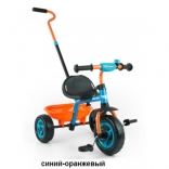 Трехколесный велосипед Milly Mally Turbo, в ассорт.