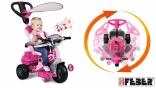 Трехколесный велосипед Feber Baby Twist Trike Розовый