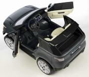 Детский джип Feber Range Rover Sport 12V серый, 9250