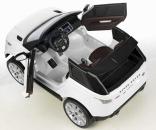 Детский джип Feber Range Rover Sport 12V белый, 8660
