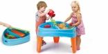 Детский столик для игры с водой и песком 3 в 1 Feber Play Island Table