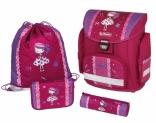 Школьный ранец с наполнением Herlitz Midi Plus Miss Pretty