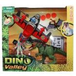 Игровой набор Долина Динозавров 5 Chap Mei, 520004