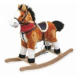 Лошадка Alexis-Babymix FL-XR318