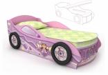Кровать машина Briz Pn-10-80 без накладных колес, цвета в ассорт.