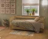 Подростковая кровать Woodman массив бук 80*190