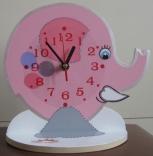 Часы Слоник
