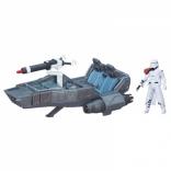 Космический корабль вселенной Star Wars  Hasbro Звездные войны 9,5см Класс ІІ, B3672