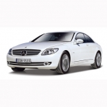 Автомодель Bburago mercedes benz cl 550 18-43032