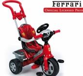 Велосипед Feber Ferrari Racing Trike