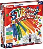 Развивающий конструктор Roylco Straws and Connectors 230 эл., R6085