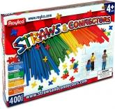 Развивающий конструктор Roylco Straws and Connectors 400 эл., R60881
