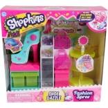 Игровой набор Shopkins S3 - Обувной бутик (с аксессуарами), 56034