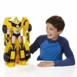 Трансформер Супер Бамблби Hasbro, 78 см (звук и свет эффекты), B0757