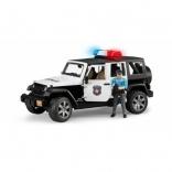 Машина-джип Bruder Полиция Wrangler Unlimited Rubicon, М1:16, 02526