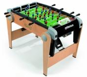 Деревянный футбольный стол Smoby Millenium, складной, 122х85х84 см, 140024
