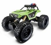 Машина на р/у Maisto Tech Rock Crawler 3XL, 2.4 GHz, зелёный, 81157