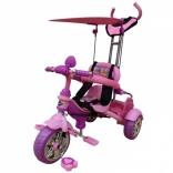 Трехколесный велосипед Mars Trike Аниме надувные колеса, в ассорт.