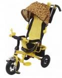 Трехколесный велосипед Mini Trike Zoo надув.колеса, 777, в ассорт.