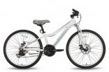 Велосипед 24'' PRIDE PILOT 21 бело-серый матовый 2016, SKD-58-58