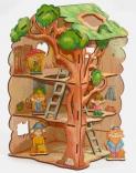 Конструктор Вуди (Woody) деревянный