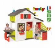 Игровой домик с кухней Smoby 810201