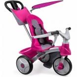 Трехколесный детский велосипед Feber 9561, розовый