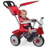 Трехколесный детский велосипед Feber 9473, красный