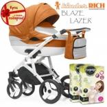 Универсальная коляска Kinder Rich Blaze Lazer, цвета в ассорт.